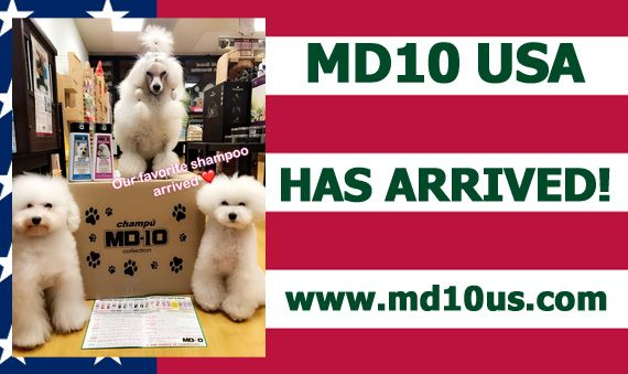 MD10 BEST DOG SHAMPOO IN USA