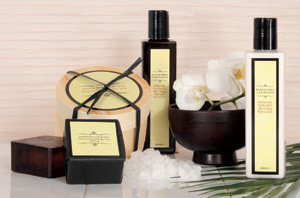 Indonesian Patchouli & May Chang Luxury Range