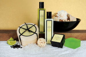 West Indian Lime & Black Pepper Luxury Range